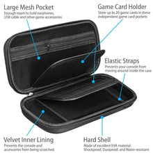 Load image into Gallery viewer, Portable Games Pouch with 18 Game Card Holders for Nintendo Switch 2