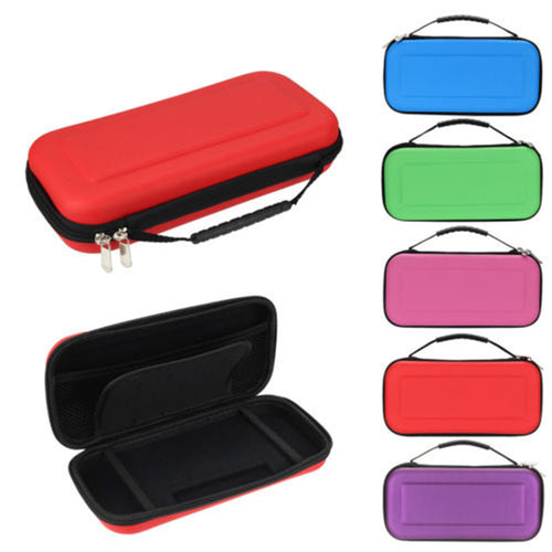 Portable Games Pouch with 18 Game Card Holders for Nintendo Switch
