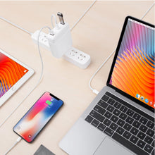 Load image into Gallery viewer, Power Adapter USB-C High-Speed-Charge-and-Sync Hub Works for 2016-2019 Release MacBook Pro 13-inch's 61W Charger 6