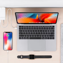 Load image into Gallery viewer, Power Adapter USB-C High-Speed-Charge-and-Sync Hub Works for 2016-2019 Release MacBook Pro 13-inch's 61W Charger 7