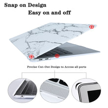 Load image into Gallery viewer, Cosmo Hard Cover Case for MacBook Pro 13 Inch A2251 A2289