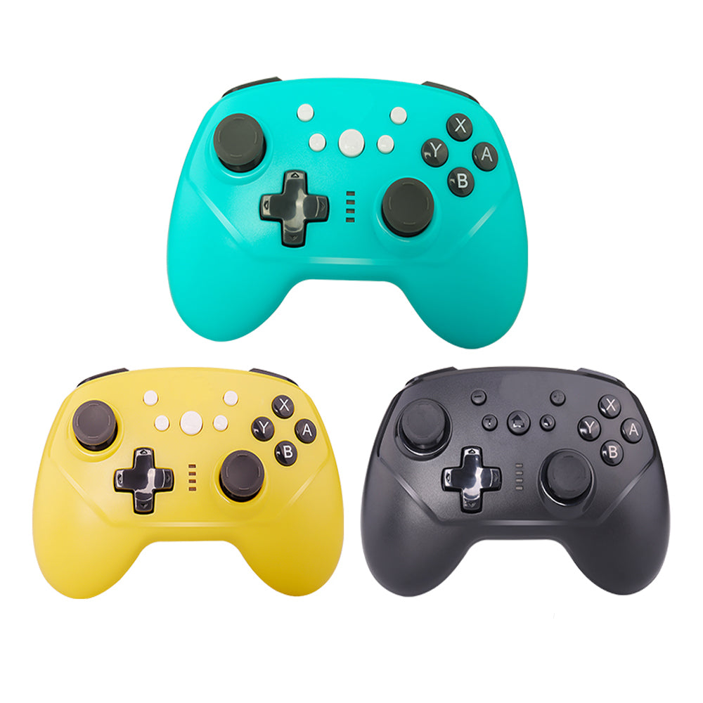 Wireless Controller for Nintendo Switch Lite, Android Bluetooth Controllers Gamepad Pro Controller with Turbo, 6 Axis and Dual Vibration