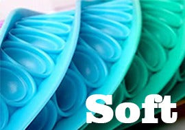 Soft Fidget Pop It Sensory Toy with Soft material for kids and adult