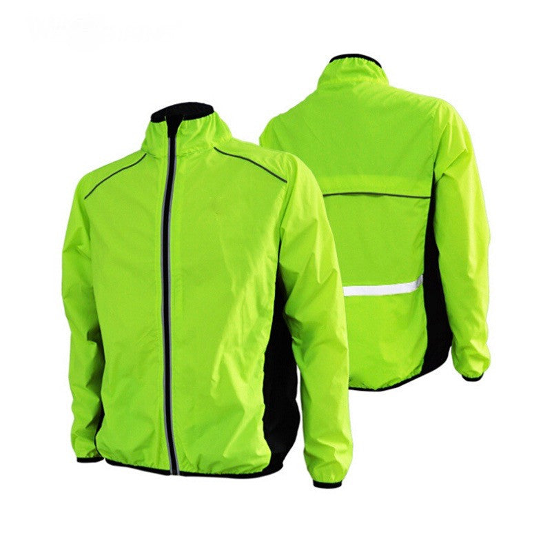 Cycling Jackets Outdoor Sport Reflective Cycle Clothing Long Sleeve