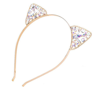 Sparkly Cat Ears
