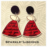 handmaid's tale earrings