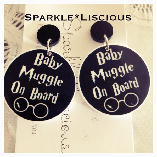 Baby muggle on board