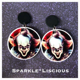 Pennywise  earrings
