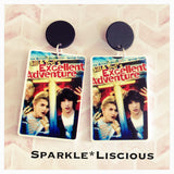 Bill and ted's excellent adventure earrings