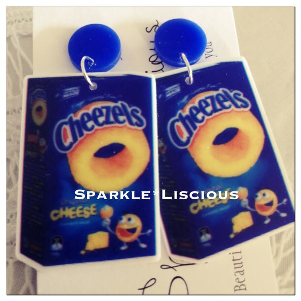 Cheezels earrings