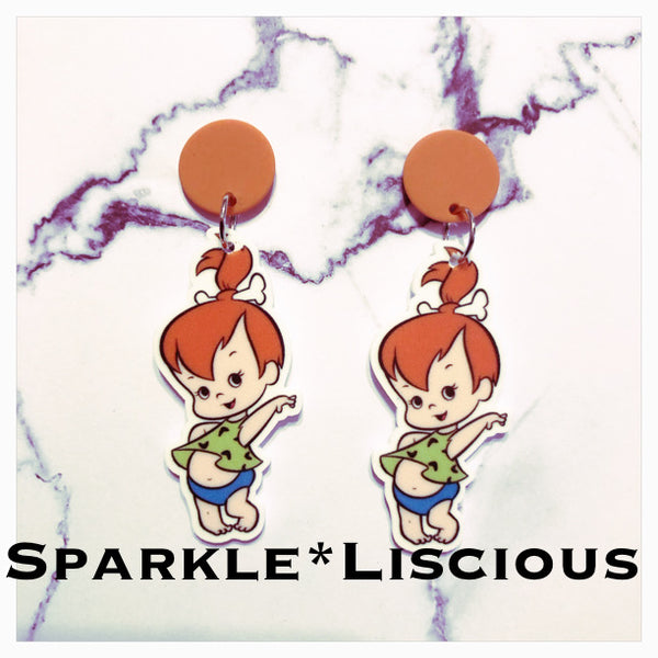 Pebbles earrings