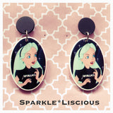 Naughty  princesses earrings