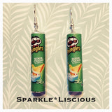 Pringles earrings !