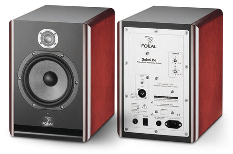 SOLO6 Be ANALOG & ACTIVE SPEAKER