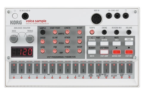 Volca Sample