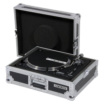 TURNTABLE CASE BLACK