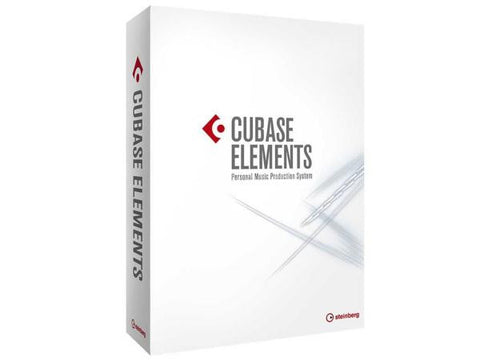 CUBASE ELEMENT 9 EDUCATIONAL