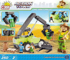 kocke cobi - LONG ARM FORKLIFT