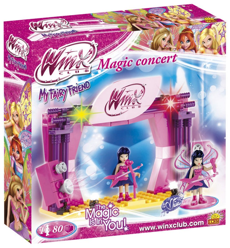 kocke Cobi - MAGIC CONCERT
