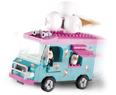 kocke cobi - ICE CREAM TRUCK