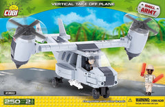 Kocke Cobi - VERTICAL TAKE OFF PLANE