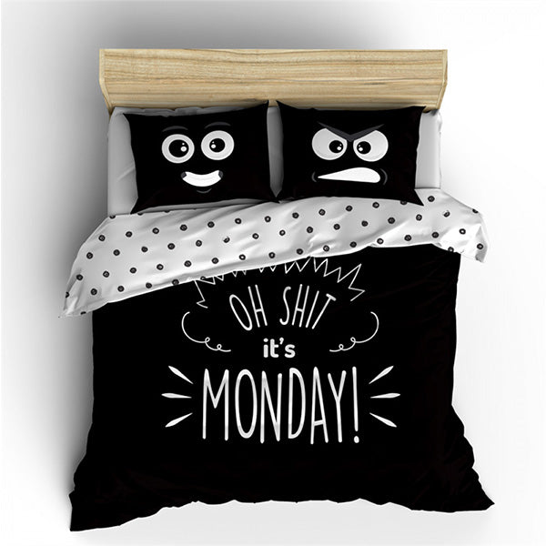 POSTELJINA IT`S MONDAY