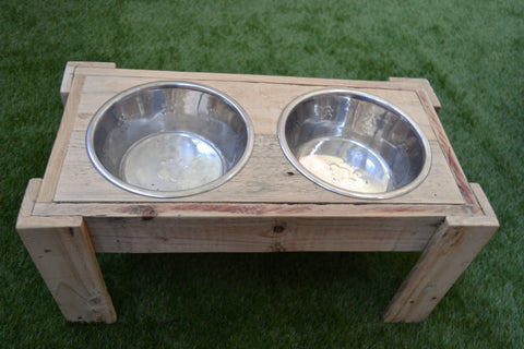 Large Dog Bowl (Legs)