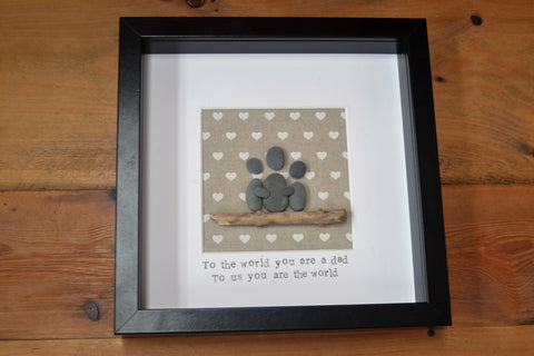 Father's Day Box Frame