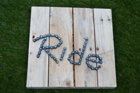 """Ride"" Bike Art"