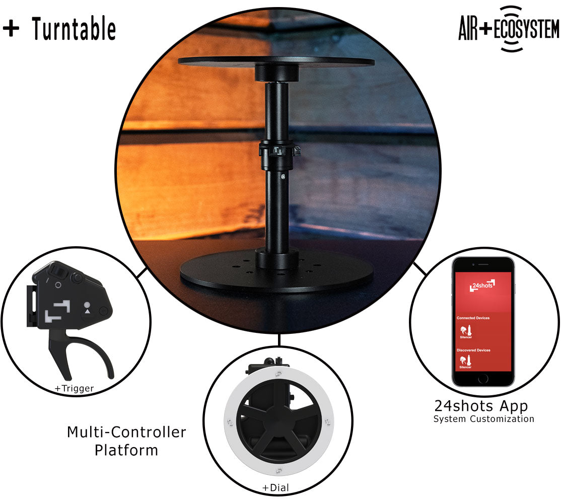 The Air +Turntable Kit