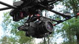 Silencer Flight Follow Focus and Zoom System for Aerial Rigs