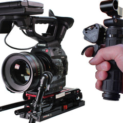Silencer Pro Trigger Controlled Camera Follow Focus