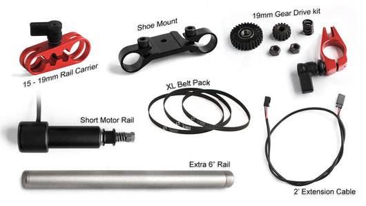Silencer Gimbal Upgrade Kit for Pro Zoom