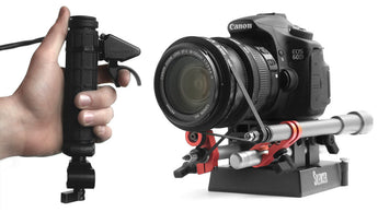Silencer Pro Zoom  | Trigger Controlled Camera Follow Focus