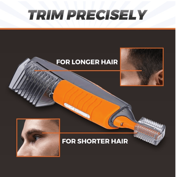 Tredfashions Unique All in One Hair Trimmer For All Ages 2020!