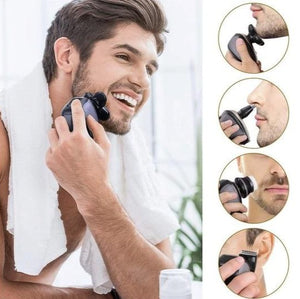 Tredfashions 5 IN One Electric 4D Waterproof Rechargeable Multi function Shaver 2020!