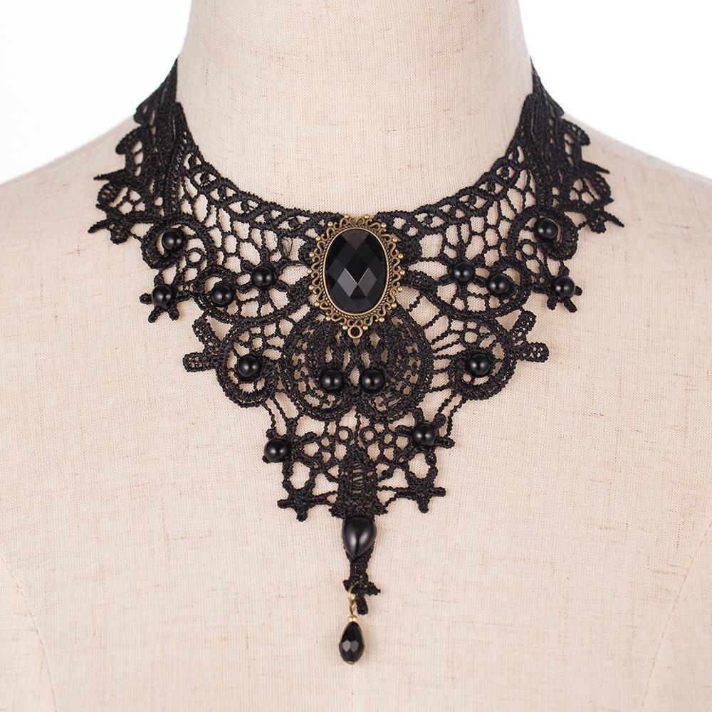 Tredfashions Women's Gothic Necklace - Tred Fashions