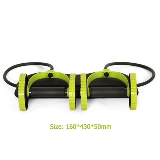 Tredfashions ABS Wheel Roller Muscle Trainer 2020!