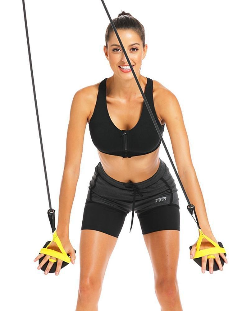 Tredfashions Swimming Fitness Resistance Bands For Home 2020!