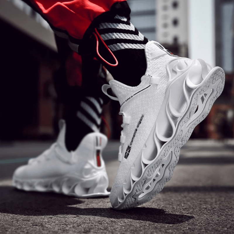 Tredfashions Amazing Quality New Blade Breathable & Ultra Comfortable Sneakers 2019!