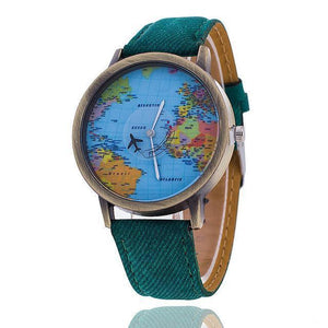Tredfashions Unique Traveling Ocean Watch - Tred Fashions