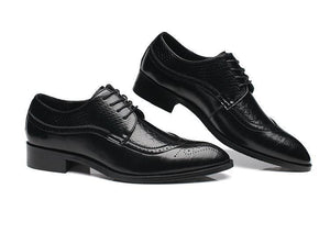 Tredfashions High Quality Leather Brogue Shoe 2018 - Tred Fashions