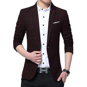 Tredfashions Hot Slim fit Men's Suit - Tred Fashions