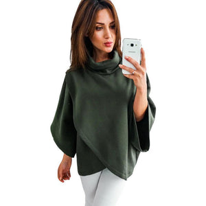 Tredfashions Turtleneck Sweatshirt 2018! - Tred Fashions