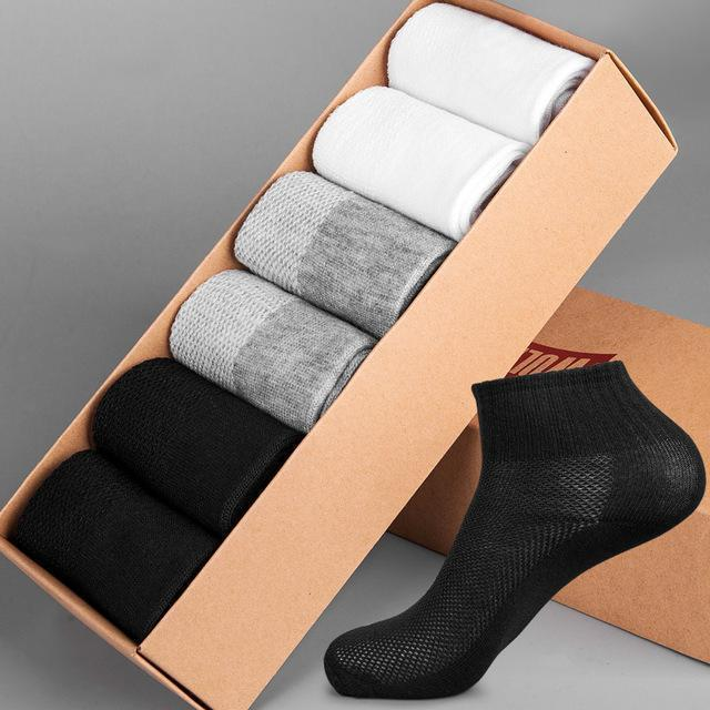Tredfashions Breathable Fashion Men's Socks 6 Pairs/Set 2018! - Tred Fashions