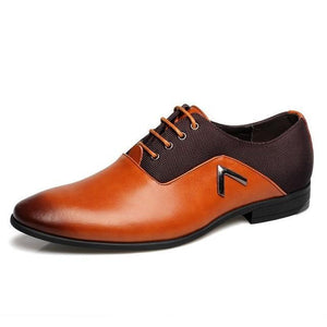 Tredfashions High Quality Leather Oxford's Shoes 2019!