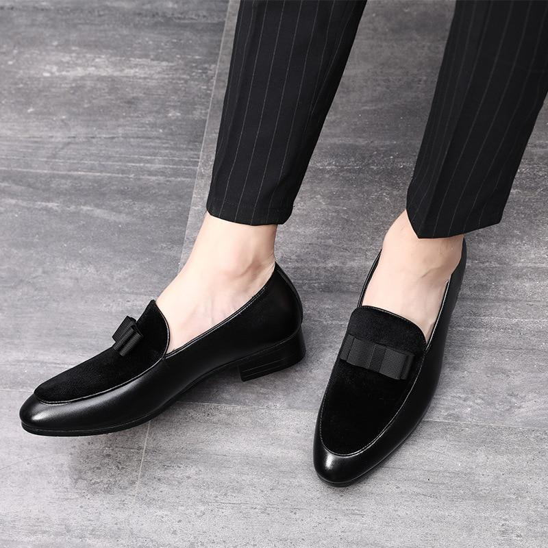 Tredfashions Unqiue Slip On Dress Shoes 2019!