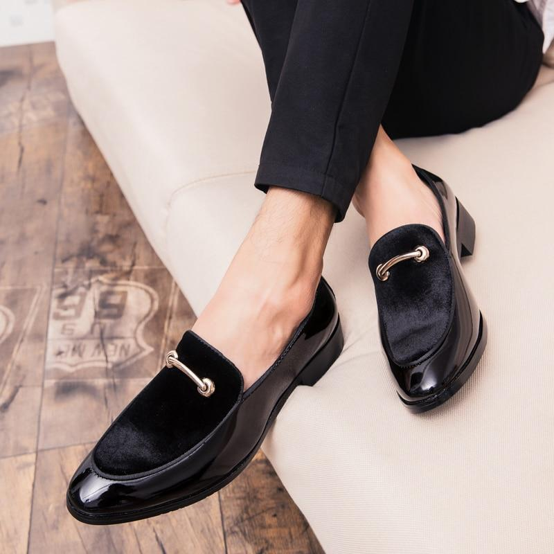 Tredfashions High Quality Luxury Dress Shoe 2019!