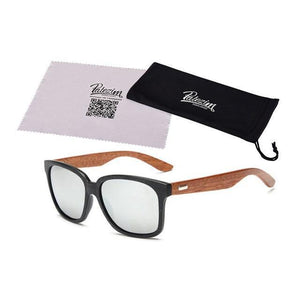 Tred Fashions Sunglasses 02 / As shown Tredfashions Designer Wooden Frame Sunglasses