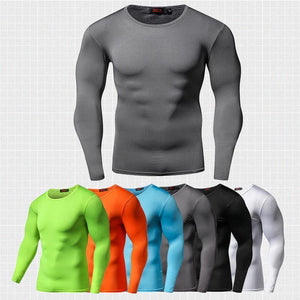 Tred Fashions t-shirt TredFasions Compression T-Shirt Long Sleeves